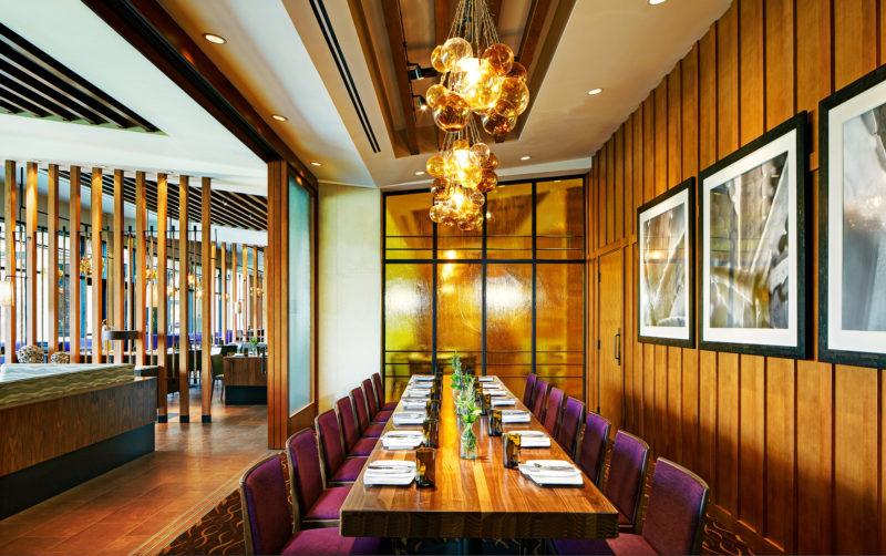 Rockroom JW Marriott Palm Desert Resort Restaurant