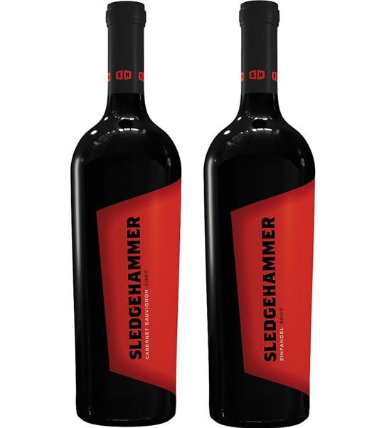 Sledgehammer wine cabernet zinfandel