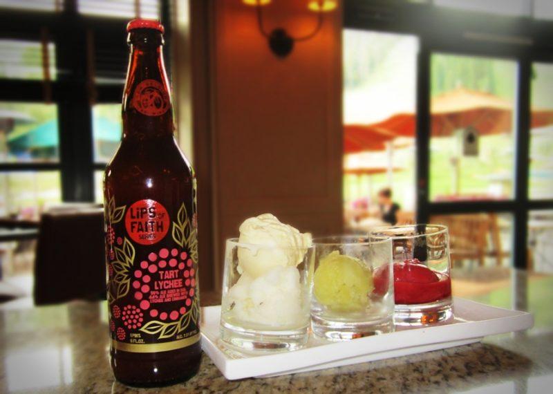 Park Hyatt Beaver Creek Beer Float Cocktail