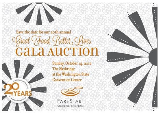 FareStart Gala Auction