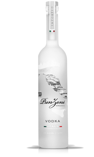 Punzoné Vodka