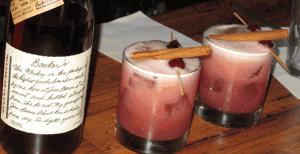 Whisky/Bourbon & Cranberry Cocktail Challenge Cont.