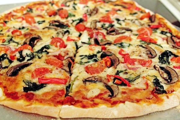 Pizza Recipe From Scratch