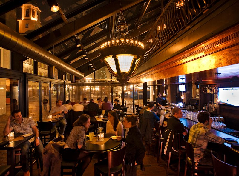 Anthem Kitchen And Bar Faneuil Hall