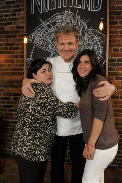 Gordon Ramsey at La Galleria 33