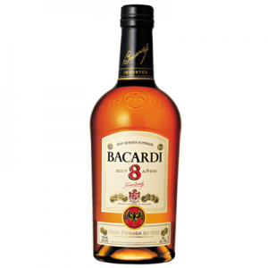 Bacardi 8 Aged Rum