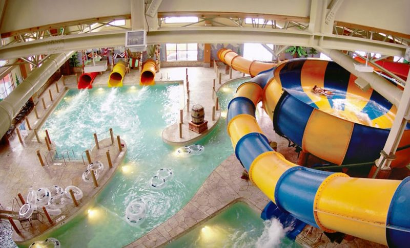 Summer Vacations To Niagra Falls Great Wolf Lodge