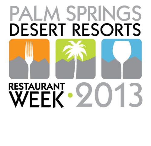 Palm Springs Restaurant Week 2013