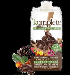 komplete Java vegan meal shake