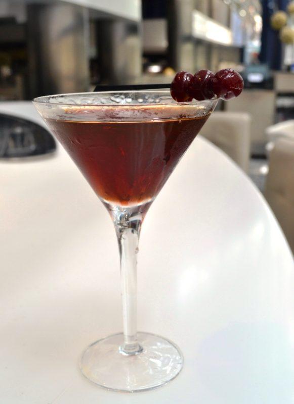 Elliot Ness Cocktail-Grand Hyatt NYC