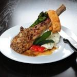 Boca Raton Butcher Block veal chop