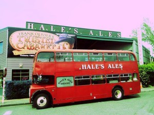 30 Years Standing Hale's Ales Brewery & Pub