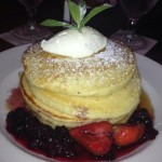 Pancakes Diaspora Raglan Road Orlando
