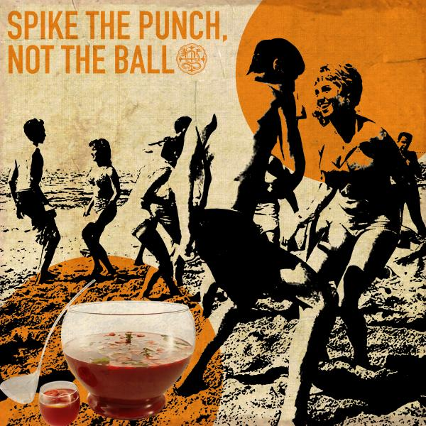 spike the punch with caliche rum and fonseca bin 27 ruby port