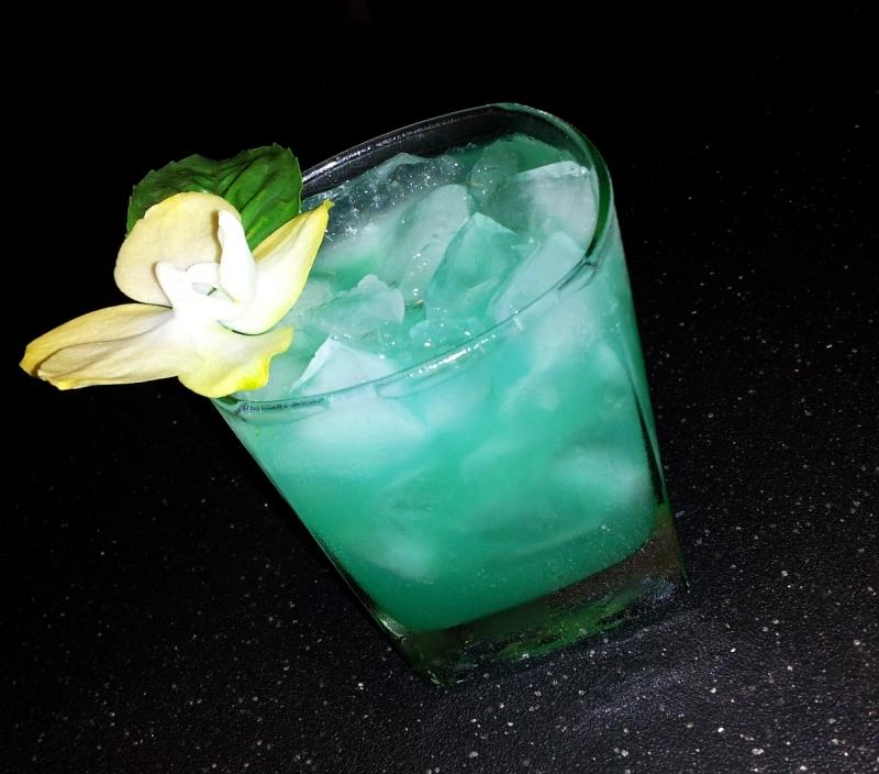 sriracha cocktail green dragon
