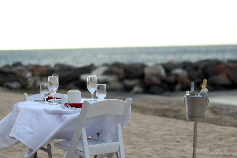Sandals-Grenada-Beach-dinning