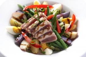 French restaurant Orlando bistro cloclo Salade Nicoise