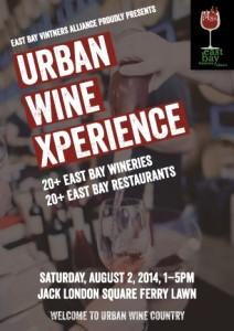 Urban Wine Experience-California Event