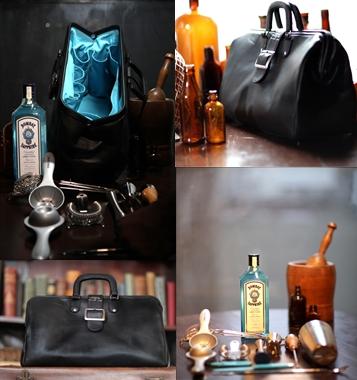 Barking Irons Bombay Sapphire Bag