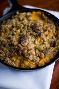 Chef Recipes: Bourbon Sweet Potato Casserole from Sullivan's Steakhouse
