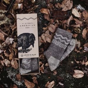 American Sock Buffalo Down Kickstarter