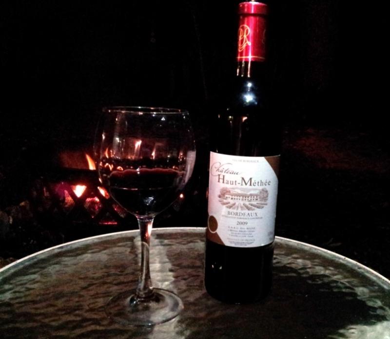 Chateau Haut Methee 2009 Bordeaux Wine review