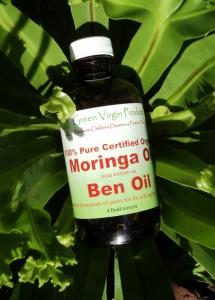 Moringa oil-benefits