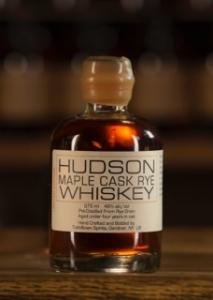 hudson bourbon rye whiskey