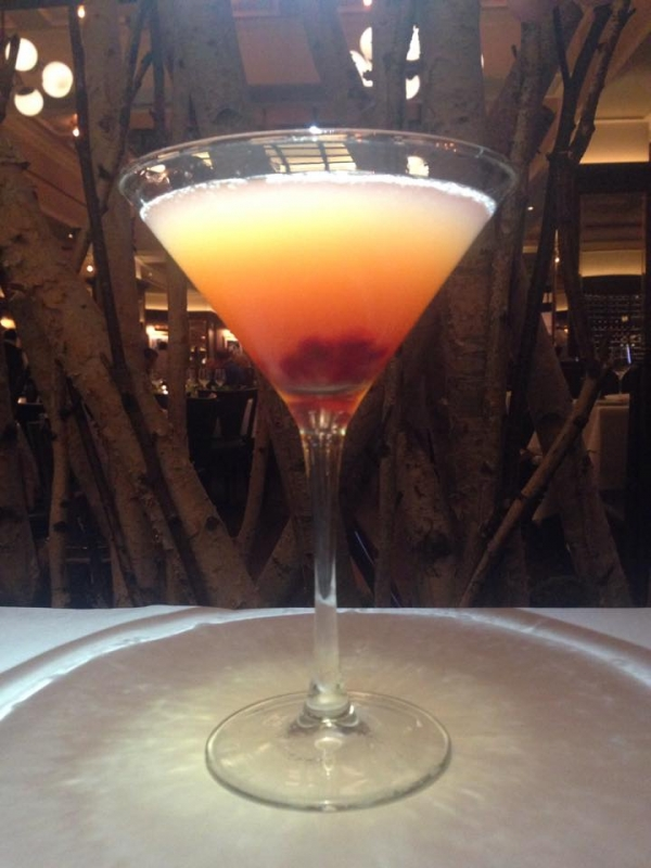 persephone cocktail-db-brasserie-Daniel-Boulud