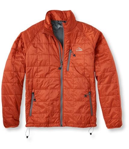 LL Bean Ascent Mens Packaway Jacket Lightweight ~ Crave Local