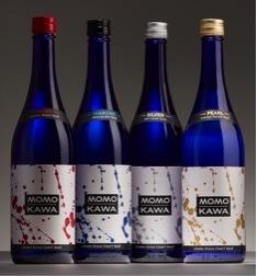 Momokawa New Label