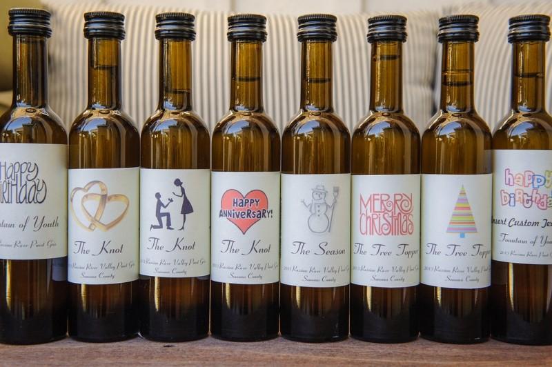 single serving wines