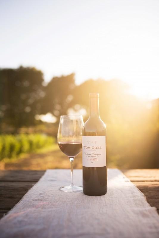 Tom Gore Vineyards - Cabernet blend 2013 wine review