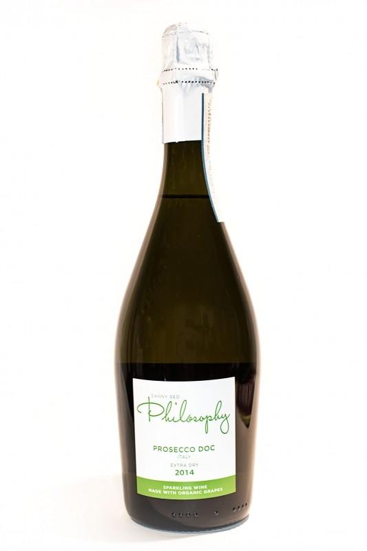 philosophy prosecco vegan wine