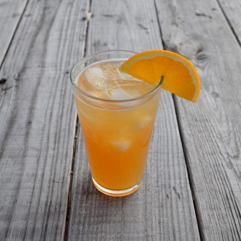 orange grapefruit shandy