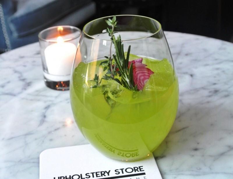Soltado-Tequila-Green Garden-Upholstery Store-NYC-2