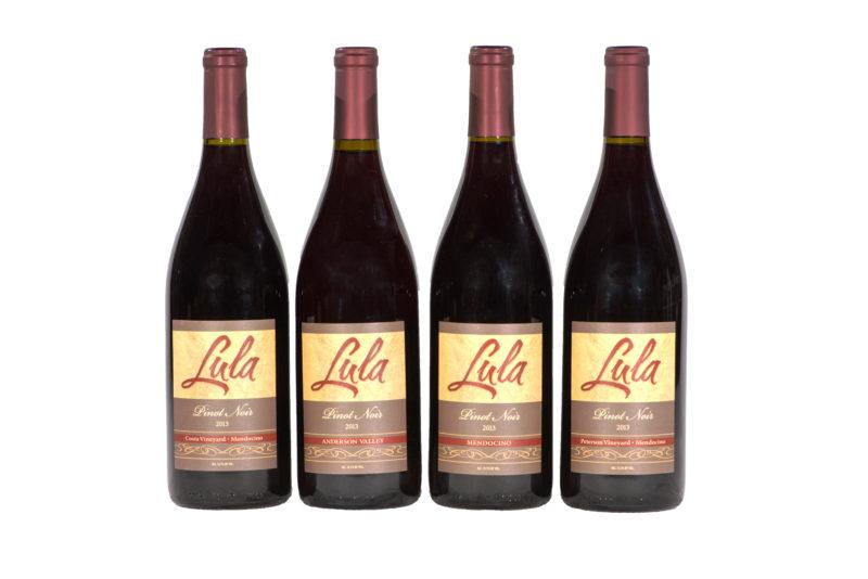 Lula Cellars-Small Lot-Medocino-Pinot Noir-Lot 2013
