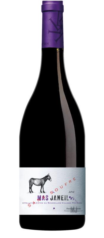 mas janeil sans soufre 2015 wine review-france languedoc