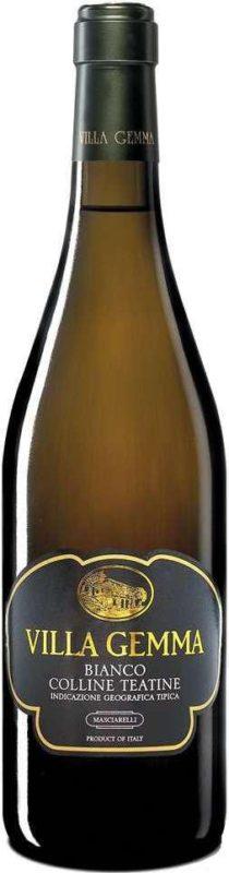 villa gemma bianco IGT colline teatine-wine-review