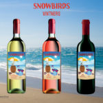 Celebrate Summer With Chef Made Snowbirds Vintners 2016 Rosé Wine