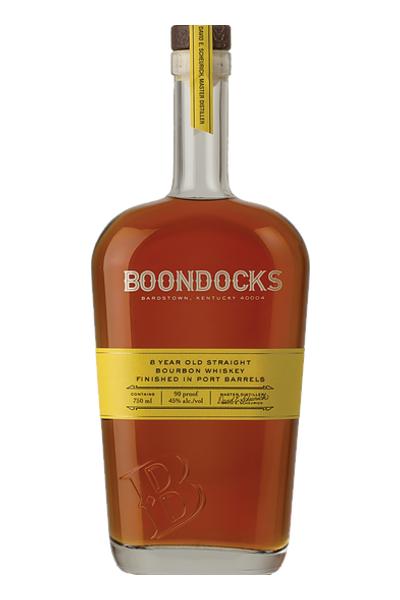 boondocks_8_year_bourbon review